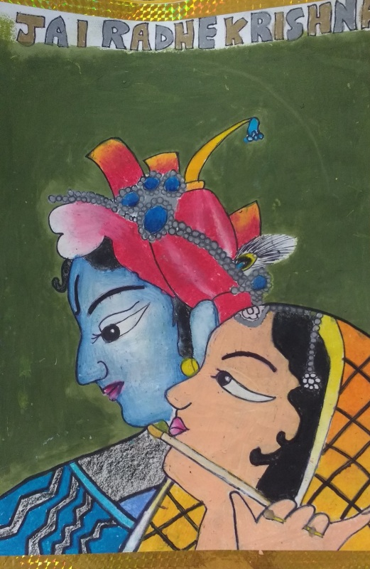 Radha Krishna, Indian Mythology